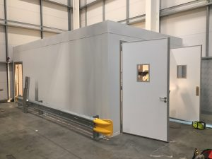 THC Midlands Ltd Hygienic Walls, Doors and Windows Services for Industrial and Manufacturing Sector East Midlands