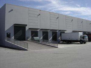 THC Midlands Ltd Warehouse Loading Dock Surface Service East Midlands