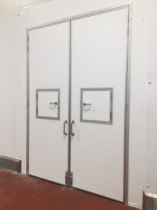 THC Midlands, hygienic doors and windows