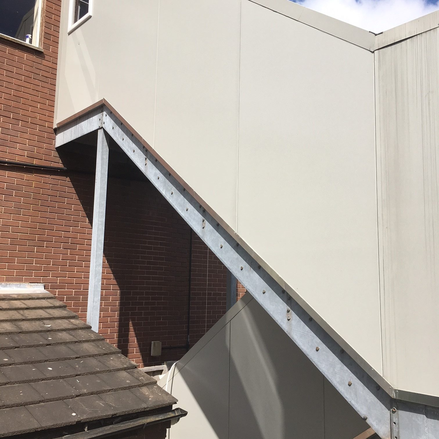 THC Midlands External Cladding Services East Midlands